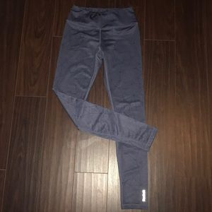 Reebok full length leggings